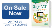 Early Bird Pricing for Sage ACT! 2011